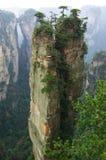 Steile berg Stock Foto