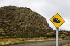 Steiler Hügel lizenzfreie stockbilder