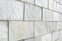 Stein blockt Wand-abstrakten Beschaffenheits-Hintergrund Lizenzfreie Stockbilder