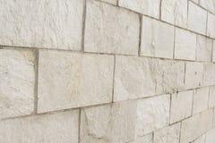 Stein blockt Wand-abstrakten Beschaffenheits-Hintergrund Lizenzfreie Stockfotos