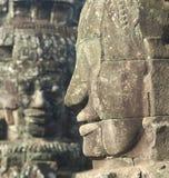 Stein-Buddha Lizenzfreies Stockbild