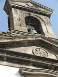Stein-Glockenturm altes Portugal Lizenzfreie Stockbilder