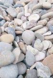 Stein im Strand Lizenzfreies Stockfoto