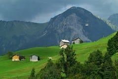 Stein, Lechquellengebirge, Austria Royalty Free Stock Photo