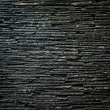 Stein machen Sie und Pflasterungsbeschaffenheit nass Stockfoto