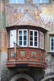 Stein morgens Rhein Lizenzfreies Stockfoto