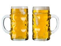 Stein o masa de la cerveza de Oktoberfest Imagen de archivo