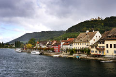 Stein-Am-Rhein Royalty Free Stock Photos