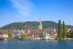 Stein am Rhein imagen de archivo