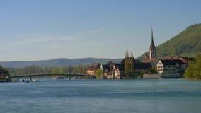 Stein am Rhein, canton de Schaffhausen, Suisse clips vidéos