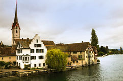 Stein am Rhein Royalty Free Stock Photos