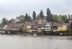 Stein am Rhein Suisse Photos stock