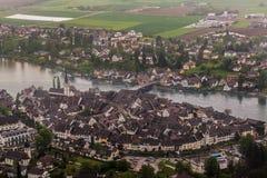 Stein am Rhein Suiza Fotografía de archivo libre de regalías