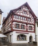 Stein am Rhein Suiza Fotos de archivo
