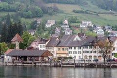 Stein am Rhein Suiza Foto de archivo libre de regalías