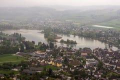 Stein am Rhein Suiza Imágenes de archivo libres de regalías