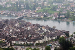 Stein am Rhein Suiza Fotografía de archivo