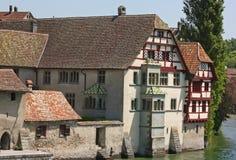Stein am Rhein, Switzeland Foto de Stock Royalty Free