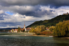 Stein-Am-Rhein (Switzerland) Stock Photo