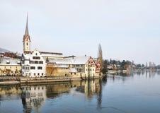 Stein am Rhein, Switzerland Stock Photography