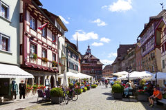 Stein Am Rhein, Switzerland Royalty Free Stock Photography