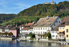 Stein am Rhein, Switzerland Stock Photo
