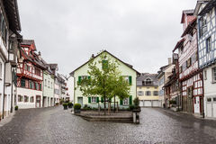 Stein am Rhein Switzerland Stock Photo