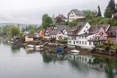 Stein am Rhein Switzerland Stock Image