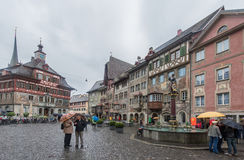 Stein am Rhein Switzerland Royalty Free Stock Photography
