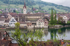 Stein am Rhein Switzerland Royalty Free Stock Photos