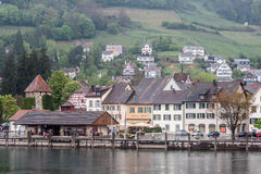 Stein am Rhein Switzerland Royalty Free Stock Photo
