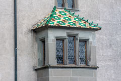 Stein am Rhein Switzerland Window Stock Image