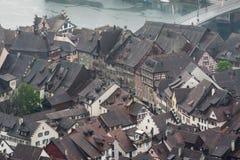 Stein Am Rhein Szwajcaria Obraz Royalty Free