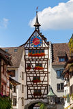 Stein am Rhein Village Royalty Free Stock Photos