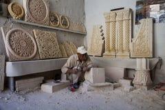 Steinarbeit im mardin, die Türkei lizenzfreie stockfotografie