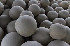 Steinbälle Lizenzfreie Stockfotografie