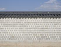 SteinBacksteinmauer Lizenzfreies Stockbild