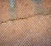 Steinbacksteinmauer-Beschaffenheit, verwendet möglicherweise als Hintergrund Stockfotos