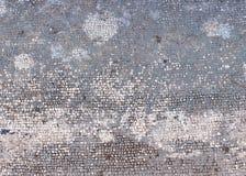 Steinbacksteinmauer-Beschaffenheit, verwendet möglicherweise als Hintergrund Lizenzfreies Stockbild