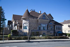 Steinbeck House, Salinas, California Royalty Free Stock Images
