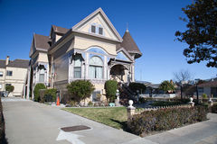 Steinbeck House, Salinas, California Stock Photo