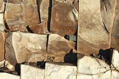 Steinbeschaffenheit stockfotos