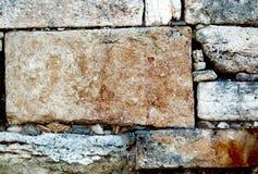 Steinbeschaffenheit, Abschluss oben Stockfotos