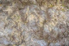 Steinbeschaffenheit im vollen Rahmen Lizenzfreie Stockbilder