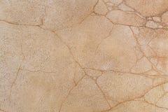 Steinbeschaffenheit mit Sprüngen Stockfotografie
