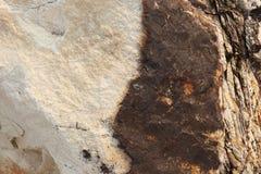 Steinbeschaffenheit Ryolite - Hintergrund lizenzfreies stockfoto