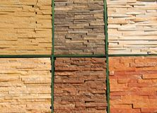 Steinbeschaffenheitswand Lizenzfreie Stockbilder