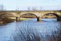 Steinbogenbrücke Lizenzfreie Stockbilder