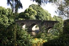 STEINbrücke Stockbild