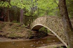 Steinbrücke Stockfoto
